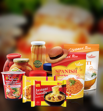 Food Processing Export